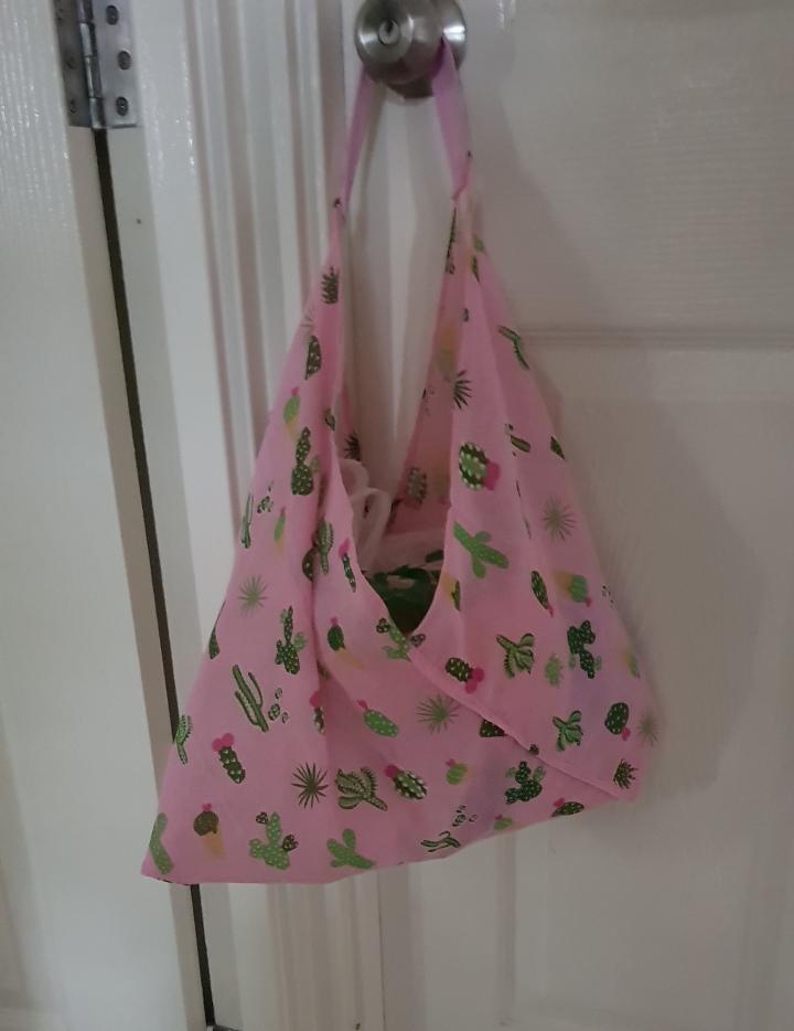 Origami/Bento Bag